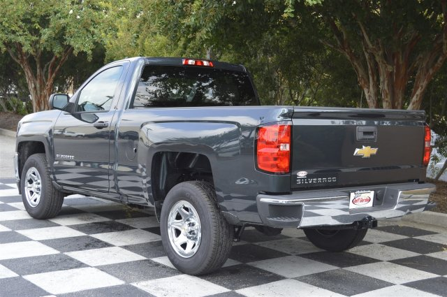 2018 Silverado 1500 Regular Cab, Pickup #T1085 - photo 5