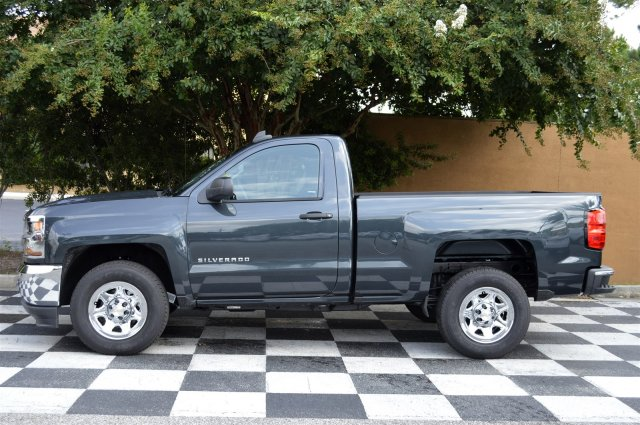 2018 Silverado 1500 Regular Cab, Pickup #T1085 - photo 7
