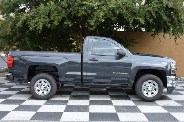 2018 Silverado 1500 Regular Cab Pickup #T1085 - photo 8