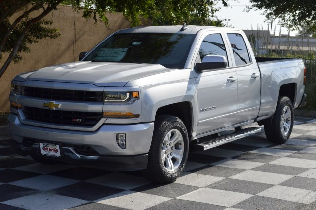 2018 Silverado 1500 Double Cab 4x4, Pickup #T1086 - photo 3