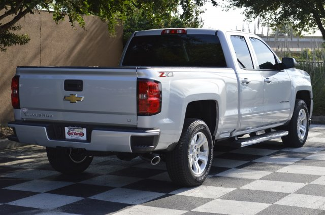 2018 Silverado 1500 Double Cab 4x4, Pickup #T1086 - photo 2