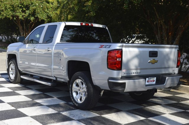 2018 Silverado 1500 Double Cab 4x4, Pickup #T1086 - photo 5