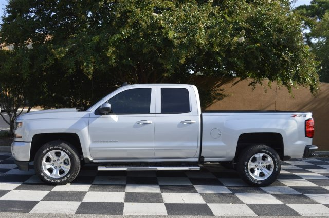 2018 Silverado 1500 Double Cab 4x4, Pickup #T1086 - photo 7