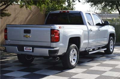 2018 Silverado 1500 Extended Cab 4x4 Pickup #T1086 - photo 2