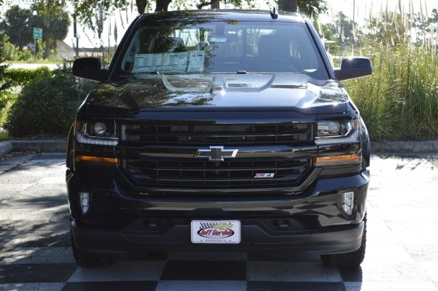 2018 Silverado 1500 Extended Cab 4x4 Pickup #T1087 - photo 4