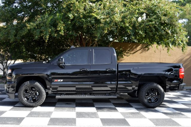 2018 Silverado 1500 Extended Cab 4x4 Pickup #T1087 - photo 7