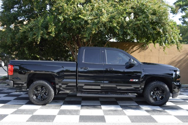 2018 Silverado 1500 Extended Cab 4x4 Pickup #T1087 - photo 8