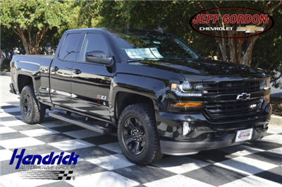 2018 Silverado 1500 Double Cab 4x4, Pickup #T1087 - photo 1