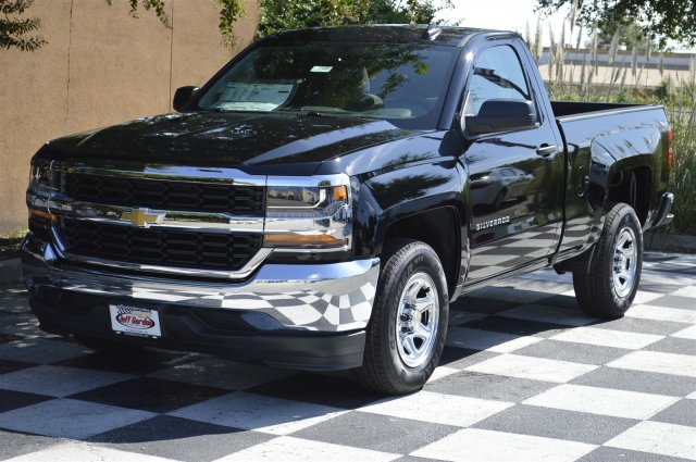 2018 Silverado 1500 Regular Cab, Pickup #T1088 - photo 3