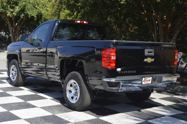 2018 Silverado 1500 Regular Cab, Pickup #T1088 - photo 5