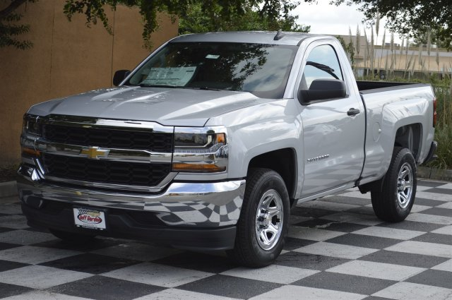 2018 Silverado 1500 Regular Cab, Pickup #T1089 - photo 3