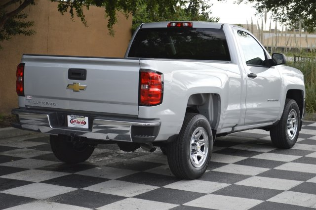 2018 Silverado 1500 Regular Cab, Pickup #T1089 - photo 2