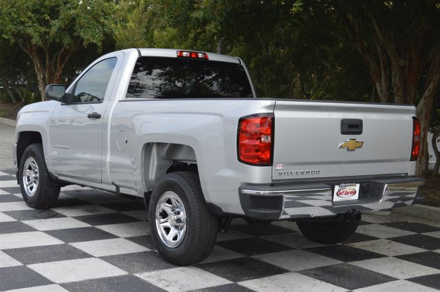 2018 Silverado 1500 Regular Cab Pickup #T1089 - photo 5