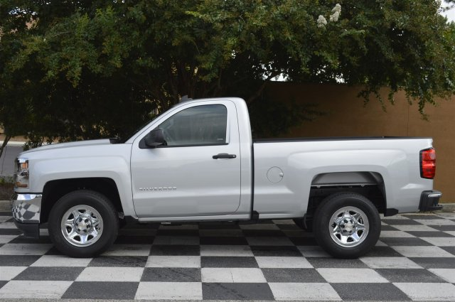 2018 Silverado 1500 Regular Cab Pickup #T1089 - photo 7