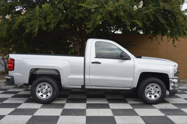 2018 Silverado 1500 Regular Cab Pickup #T1089 - photo 8