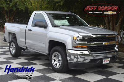 2018 Silverado 1500 Regular Cab 4x2,  Pickup #T1089 - photo 1