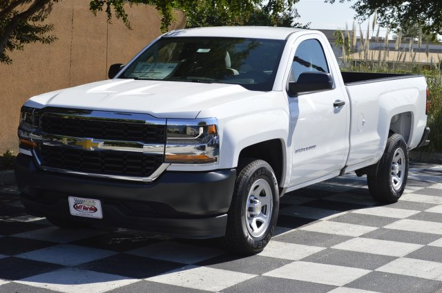 2018 Silverado 1500 Regular Cab, Pickup #T1093 - photo 3