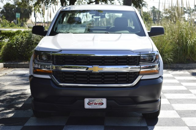 2018 Silverado 1500 Regular Cab Pickup #T1093 - photo 4