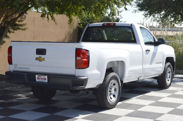2018 Silverado 1500 Regular Cab, Pickup #T1093 - photo 2