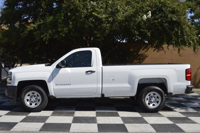 2018 Silverado 1500 Regular Cab Pickup #T1093 - photo 7
