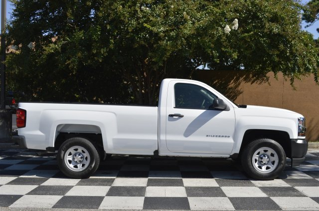 2018 Silverado 1500 Regular Cab Pickup #T1093 - photo 8