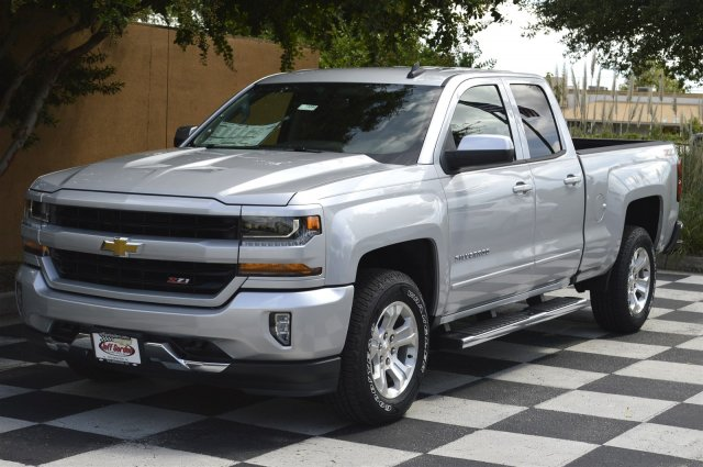 2018 Silverado 1500 Double Cab 4x4, Pickup #T1096 - photo 3