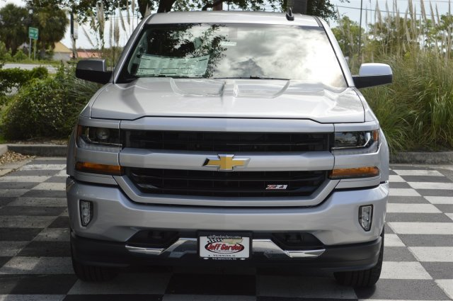 2018 Silverado 1500 Double Cab 4x4, Pickup #T1096 - photo 4