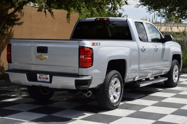 2018 Silverado 1500 Double Cab 4x4, Pickup #T1096 - photo 2