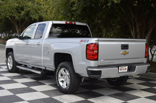 2018 Silverado 1500 Double Cab 4x4, Pickup #T1096 - photo 5