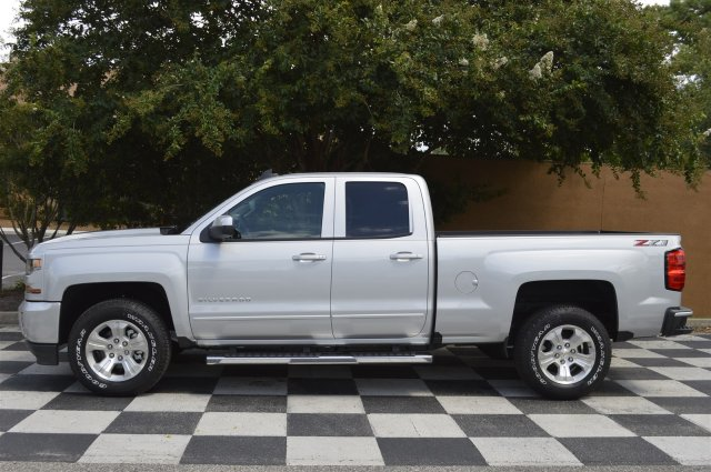 2018 Silverado 1500 Double Cab 4x4, Pickup #T1096 - photo 7