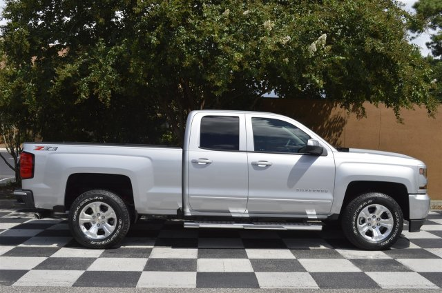 2018 Silverado 1500 Double Cab 4x4, Pickup #T1096 - photo 8