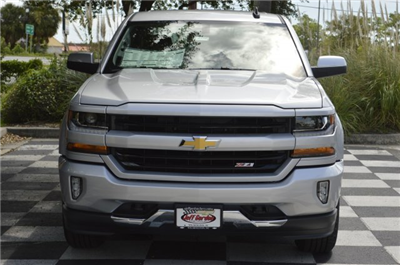 2018 Silverado 1500 Extended Cab 4x4 Pickup #T1096 - photo 4