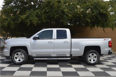2018 Silverado 1500 Extended Cab 4x4 Pickup #T1096 - photo 7