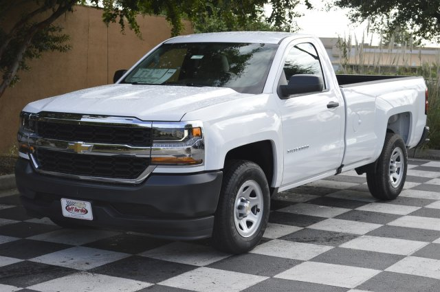 2018 Silverado 1500 Regular Cab, Pickup #T1097 - photo 3