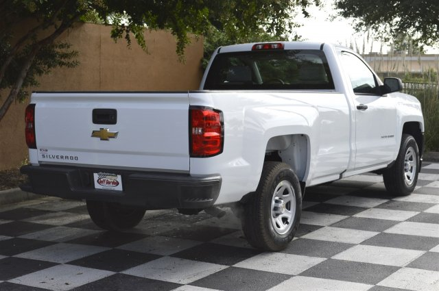 2018 Silverado 1500 Regular Cab, Pickup #T1097 - photo 2