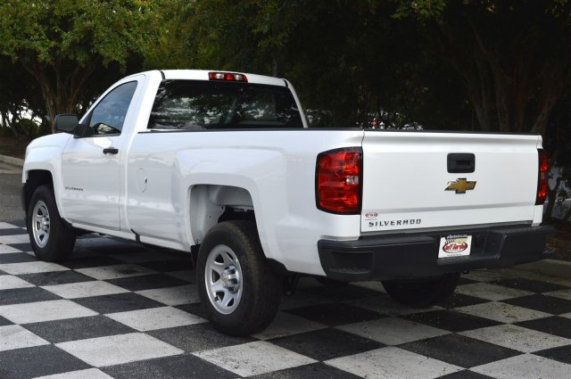 2018 Silverado 1500 Regular Cab, Pickup #T1097 - photo 5