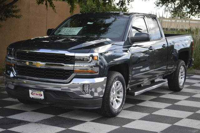 2018 Silverado 1500 Extended Cab Pickup #T1099 - photo 3