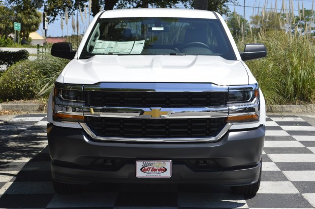 2018 Silverado 1500 Regular Cab 4x4 Pickup #T1101 - photo 4