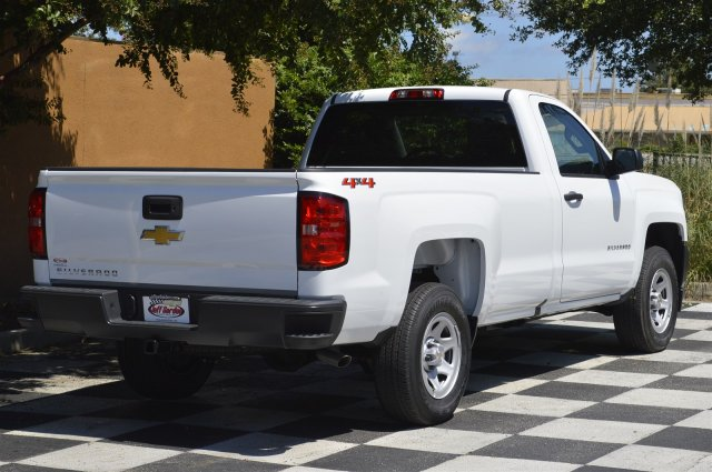 2018 Silverado 1500 Regular Cab 4x4, Pickup #T1101 - photo 2