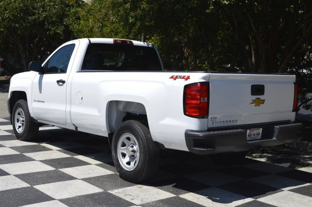 2018 Silverado 1500 Regular Cab 4x4 Pickup #T1101 - photo 5