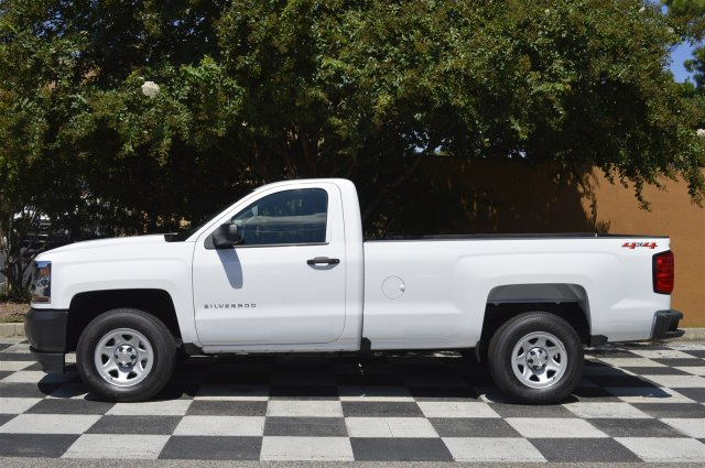2018 Silverado 1500 Regular Cab 4x4 Pickup #T1101 - photo 7
