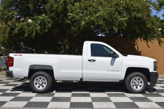 2018 Silverado 1500 Regular Cab 4x4 Pickup #T1101 - photo 8