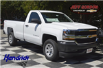 2018 Silverado 1500 Regular Cab 4x4 Pickup #T1101 - photo 1