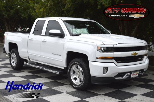 2018 Silverado 1500 Extended Cab 4x4 Pickup #T1102 - photo 1