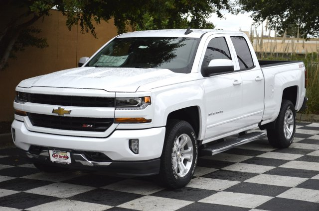 2018 Silverado 1500 Extended Cab 4x4 Pickup #T1102 - photo 3