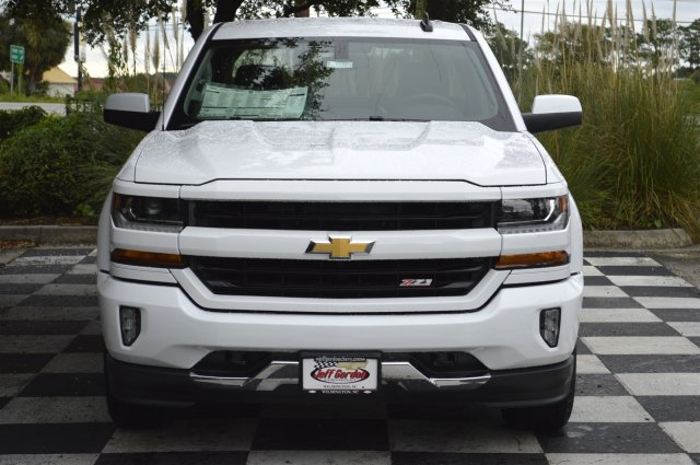 2018 Silverado 1500 Extended Cab 4x4 Pickup #T1102 - photo 4