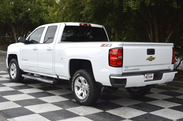 2018 Silverado 1500 Double Cab 4x4, Pickup #T1102 - photo 5