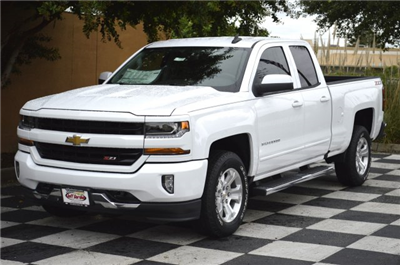2018 Silverado 1500 Double Cab 4x4, Pickup #T1102 - photo 3