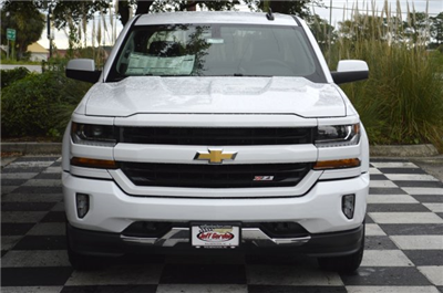 2018 Silverado 1500 Double Cab 4x4, Pickup #T1102 - photo 4
