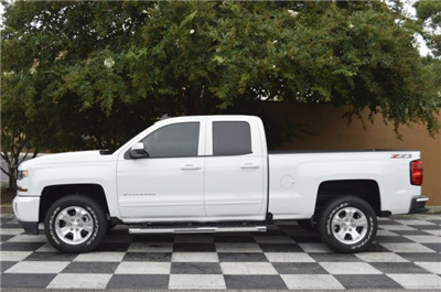 2018 Silverado 1500 Double Cab 4x4, Pickup #T1102 - photo 7